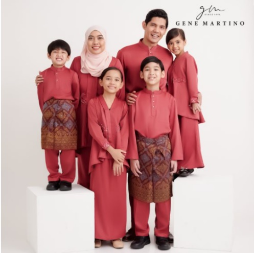 Baju Raya Sedondon Family